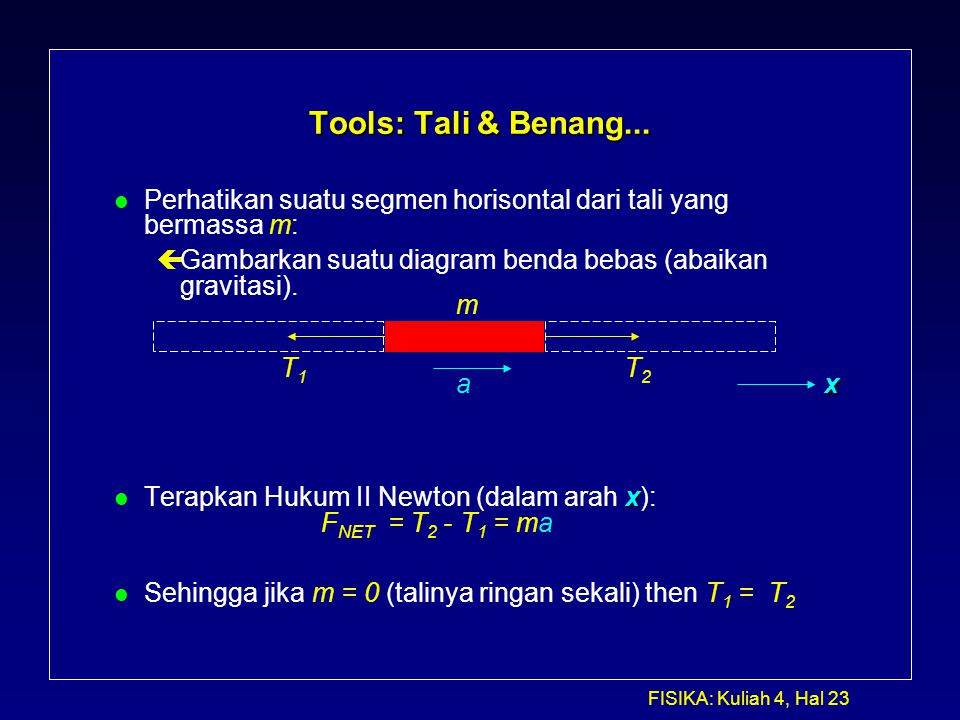 Kuliah 5 dinamika lanjutan ppt download 23 tools ccuart Gallery