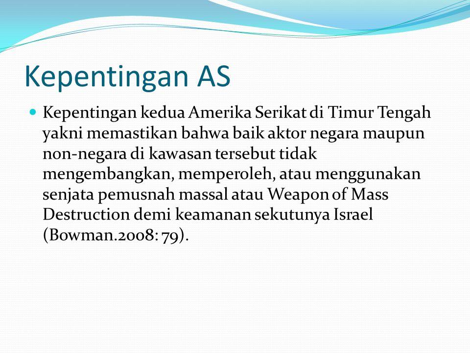 Kepentingan AS