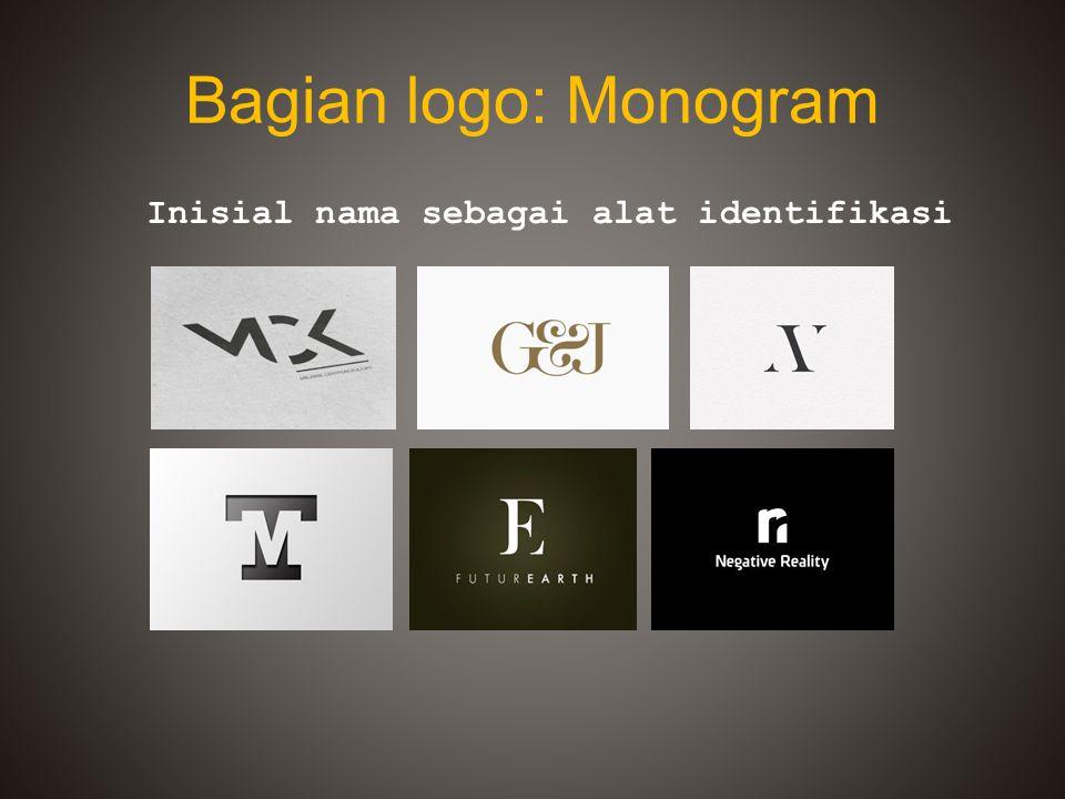 Inisial nama sebagai alat identifikasi