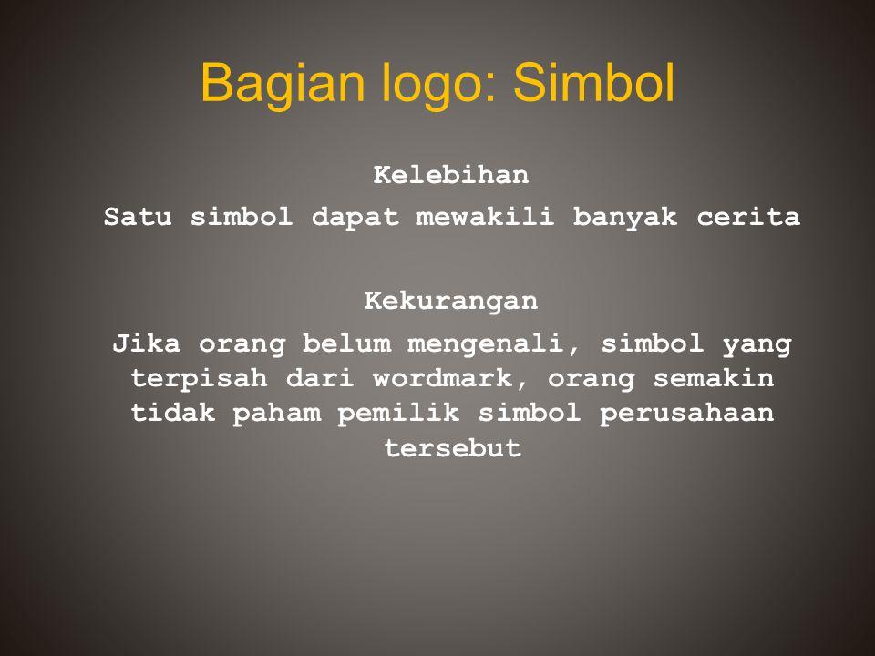 Bagian logo: Simbol