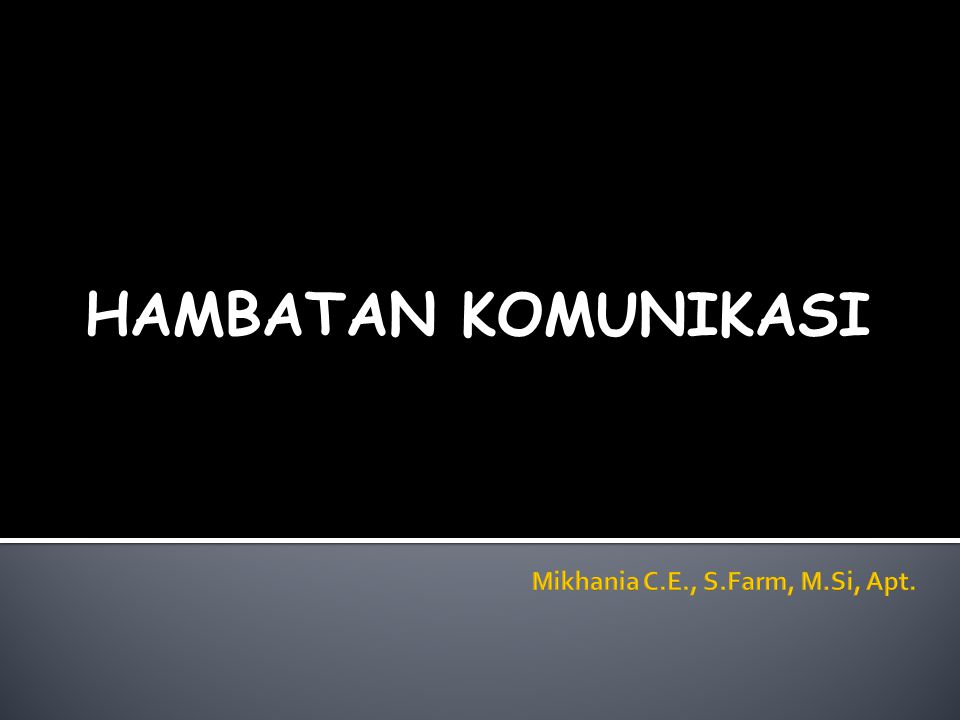 Mikhania C.E., S.Farm, M.Si, Apt.