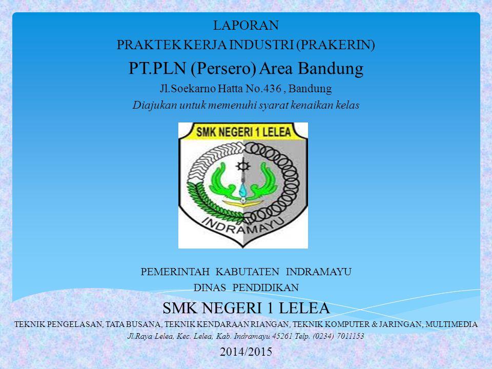PT.PLN (Persero) Area Bandung