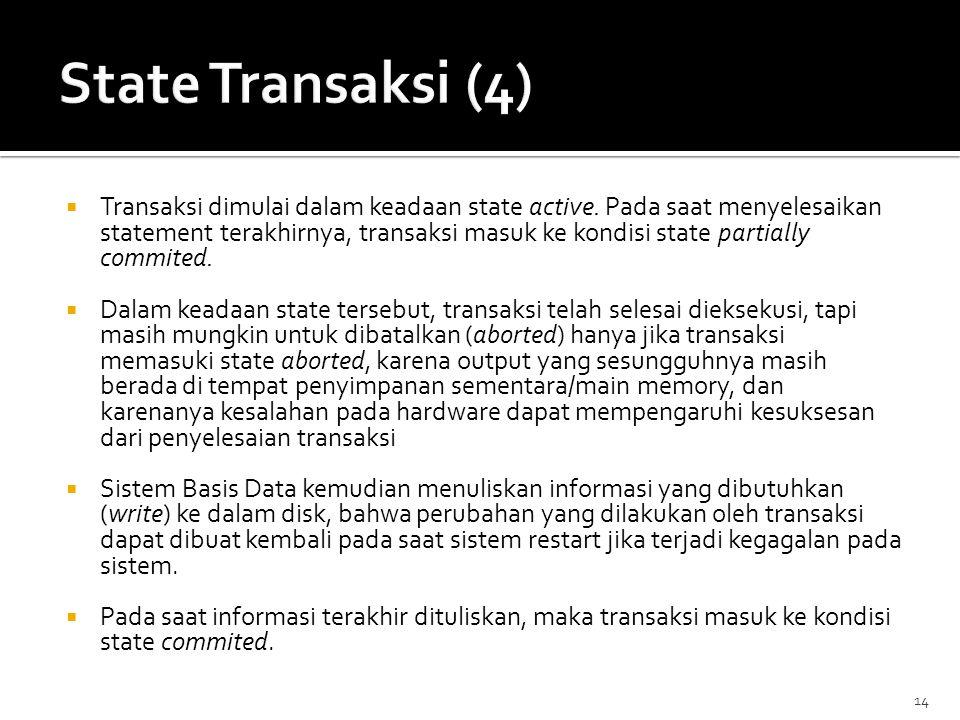 State Transaksi (4)