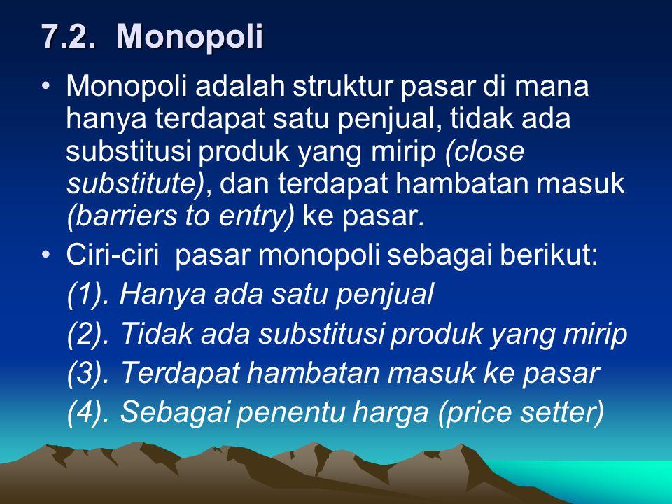 7.2. Monopoli