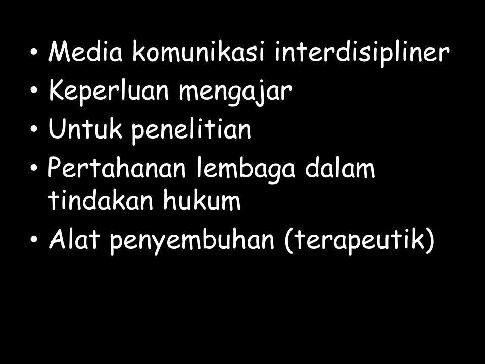 Media komunikasi interdisipliner