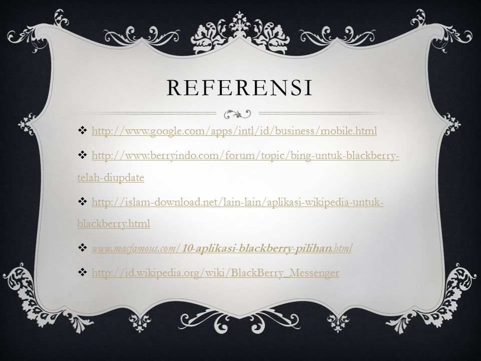 REFERENSI http://www.google.com/apps/intl/id/business/mobile.html