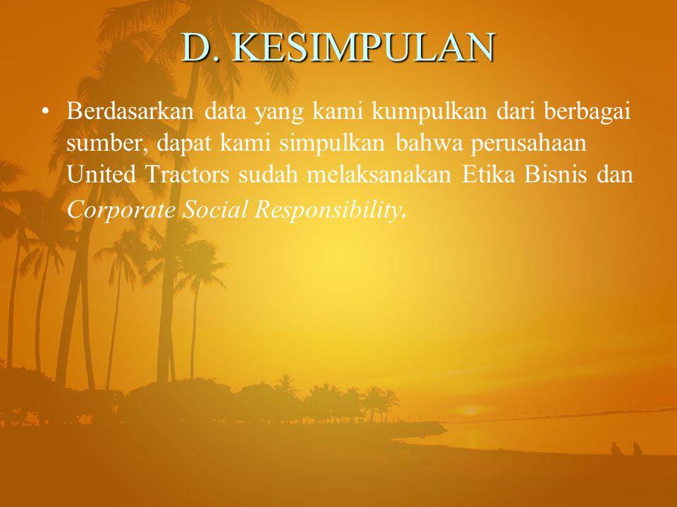 D. KESIMPULAN