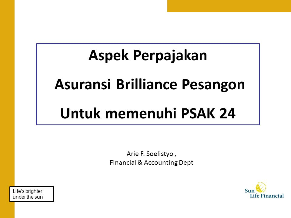 Asuransi Brilliance Pesangon