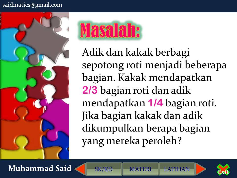 saidmatics@gmail.com Masalah: