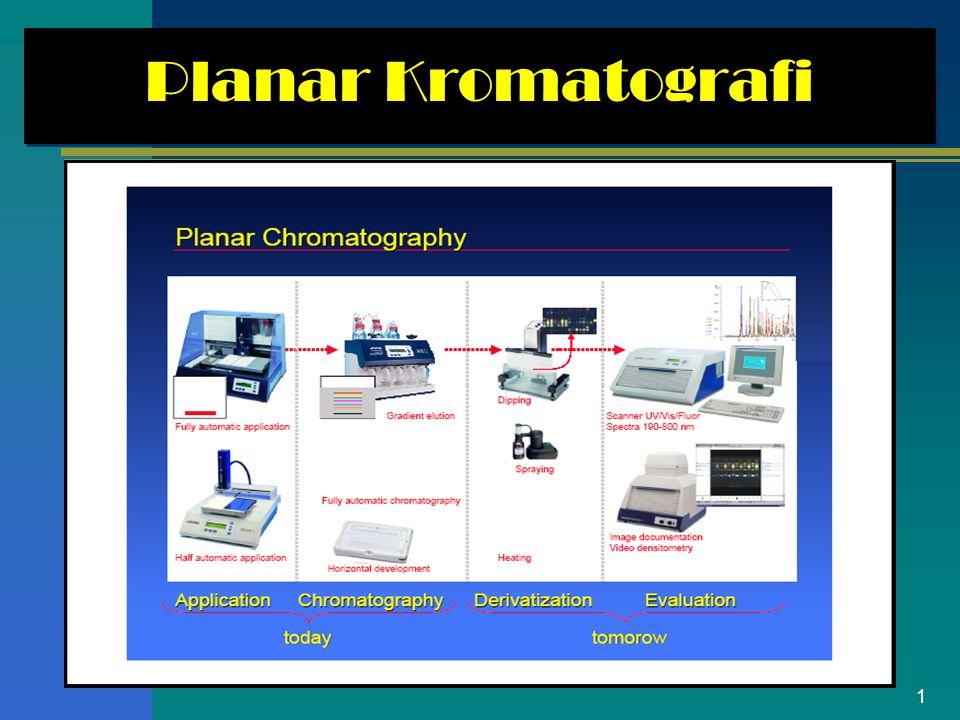 Planar Kromatografi