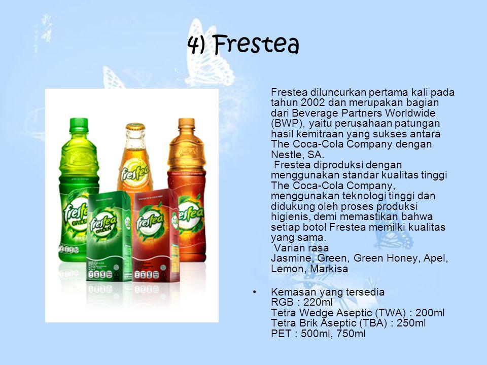 4) Frestea