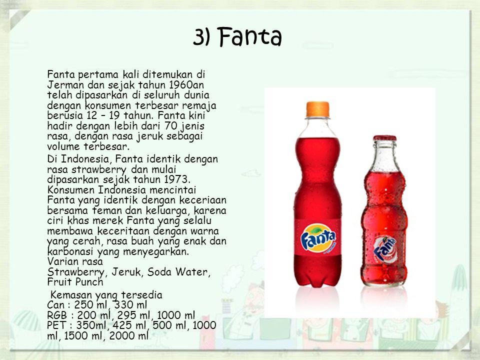 3) Fanta