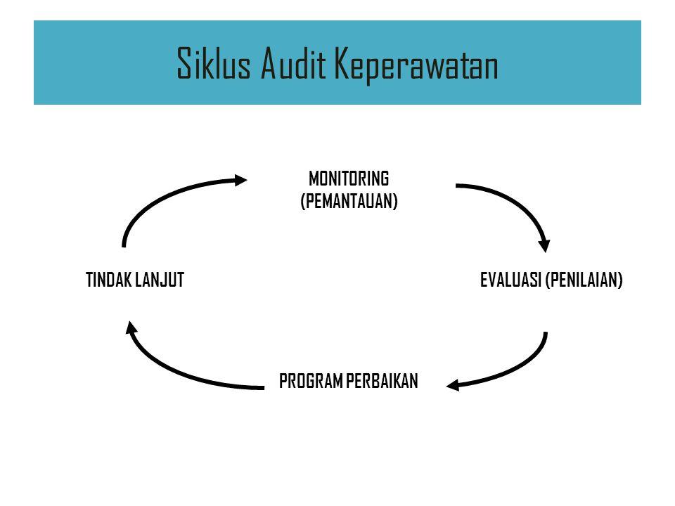Siklus Audit Keperawatan