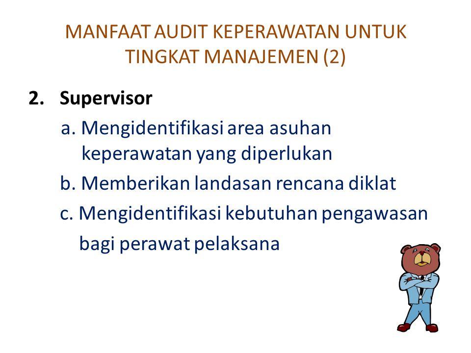 MANFAAT AUDIT KEPERAWATAN UNTUK TINGKAT MANAJEMEN (2)