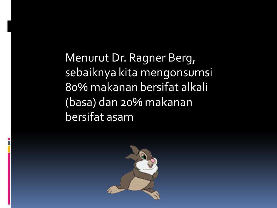 Menurut Dr.