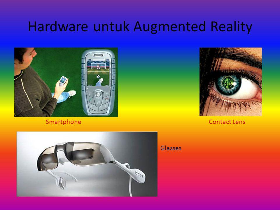Hardware untuk Augmented Reality