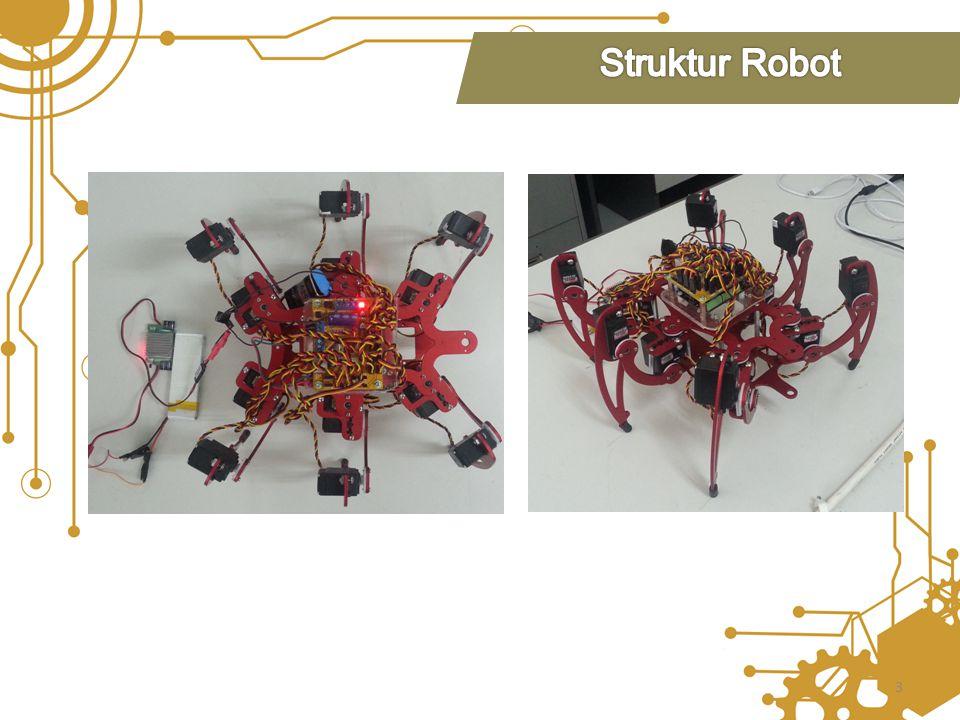 Struktur Robot