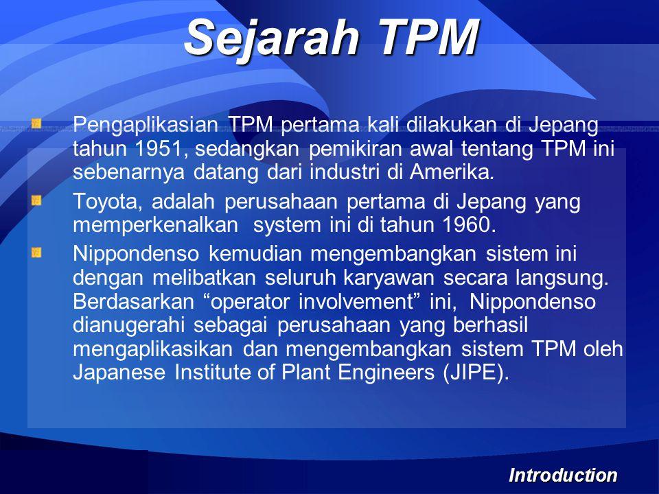 Sejarah TPM