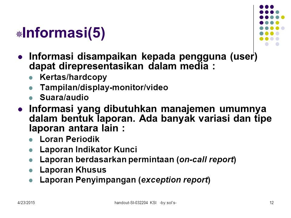 handout-SI-032204 KSI -by:sol s-