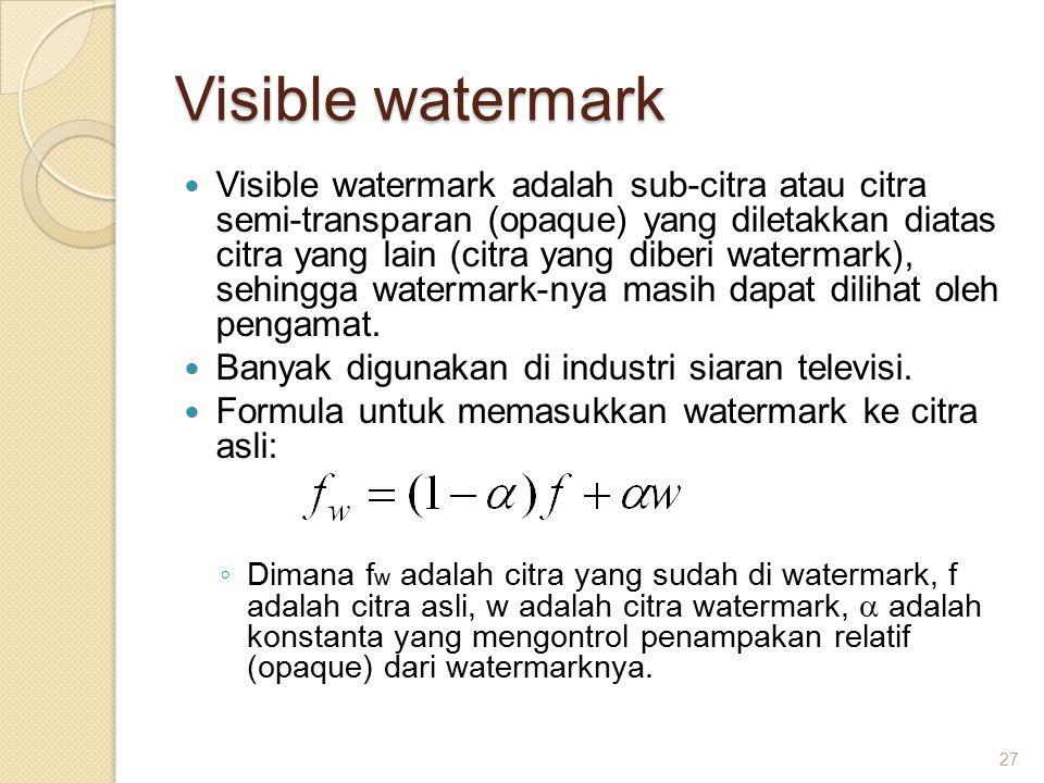 Visible watermark