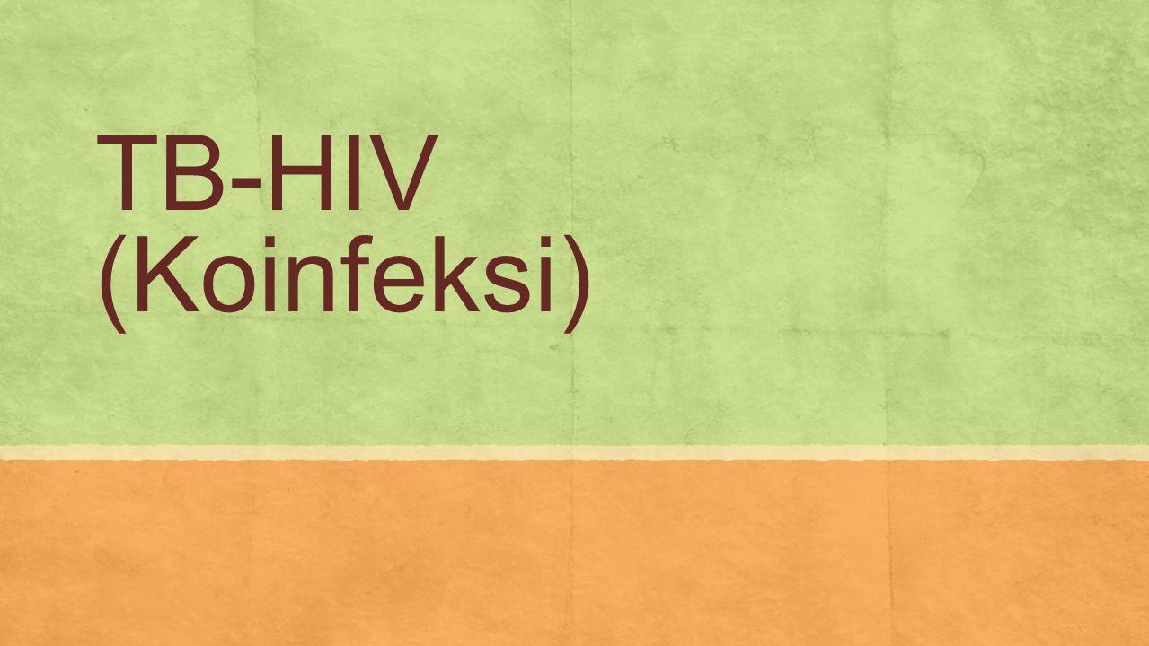 TB-HIV (Koinfeksi)