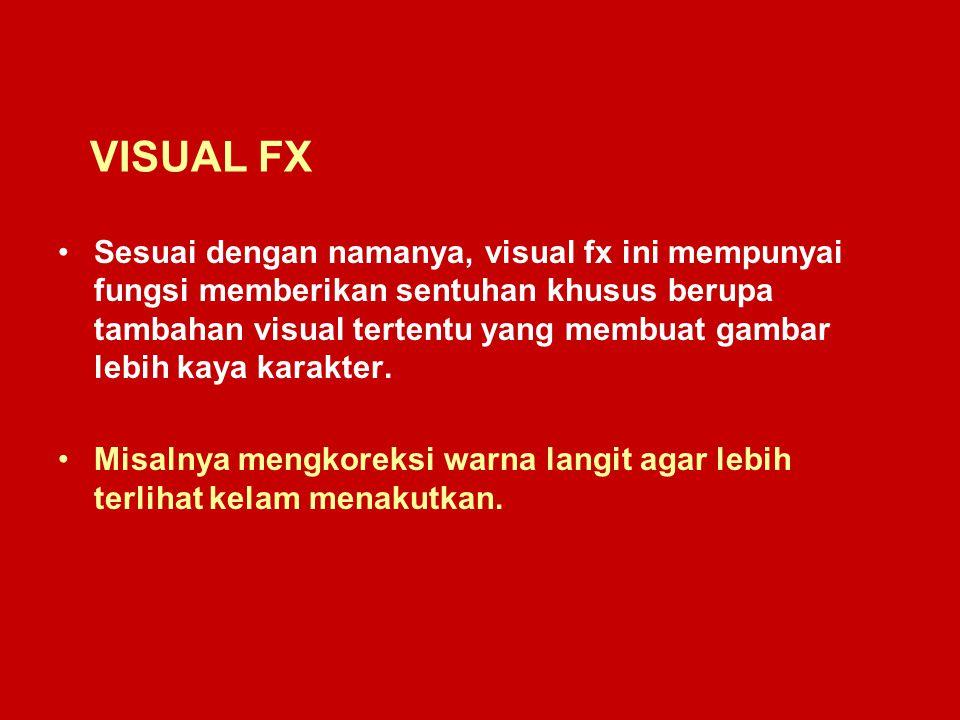 VISUAL FX