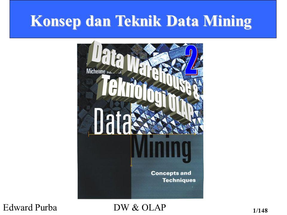 Konsep dan Teknik Data Mining