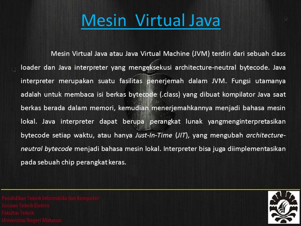 Mesin Virtual Java