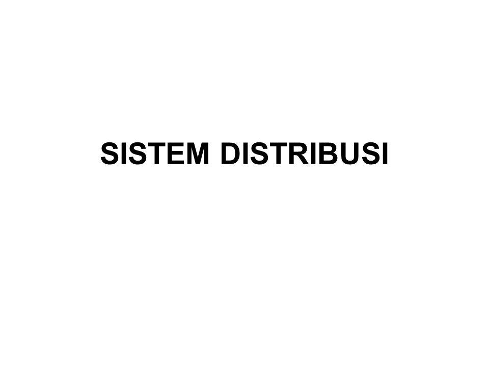 SISTEM DISTRIBUSI