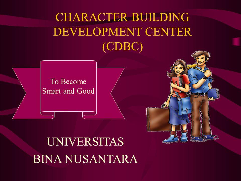 CHARACTER BUILDING DEVELOPMENT CENTER (CDBC)
