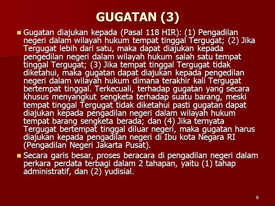 GUGATAN (3)