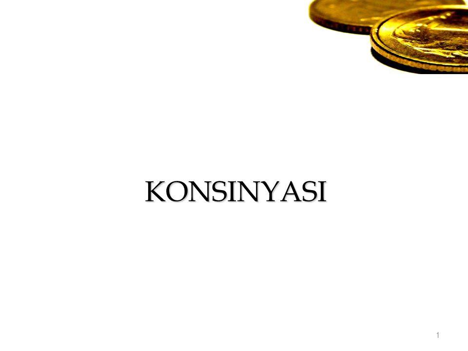 KONSINYASI
