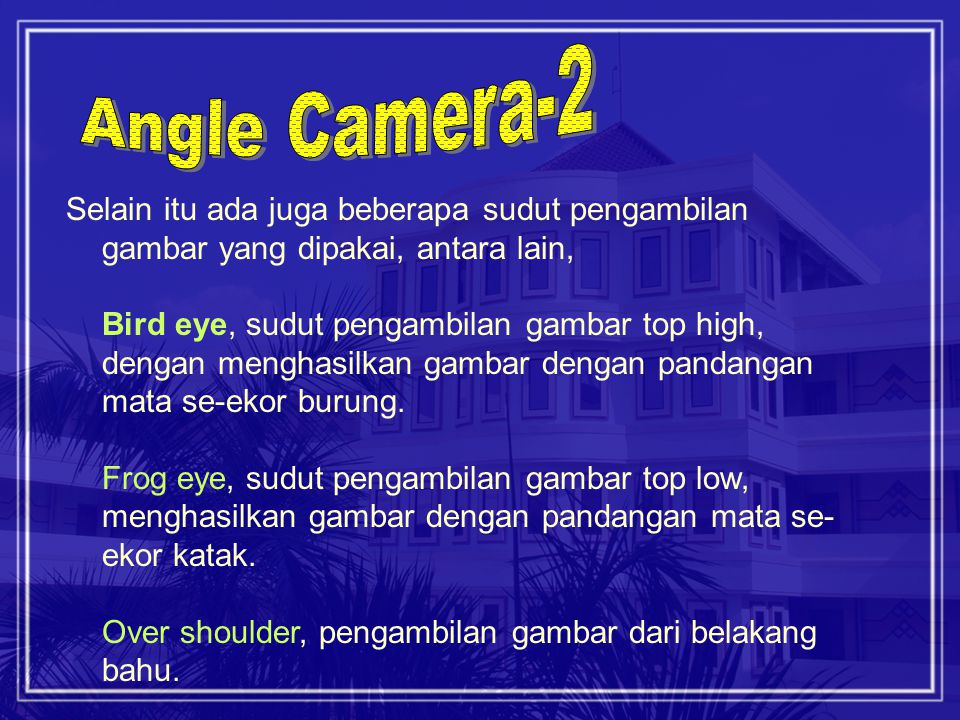 Angle Camera-2