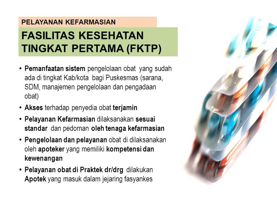 TINGKAT PERTAMA (FKTP)