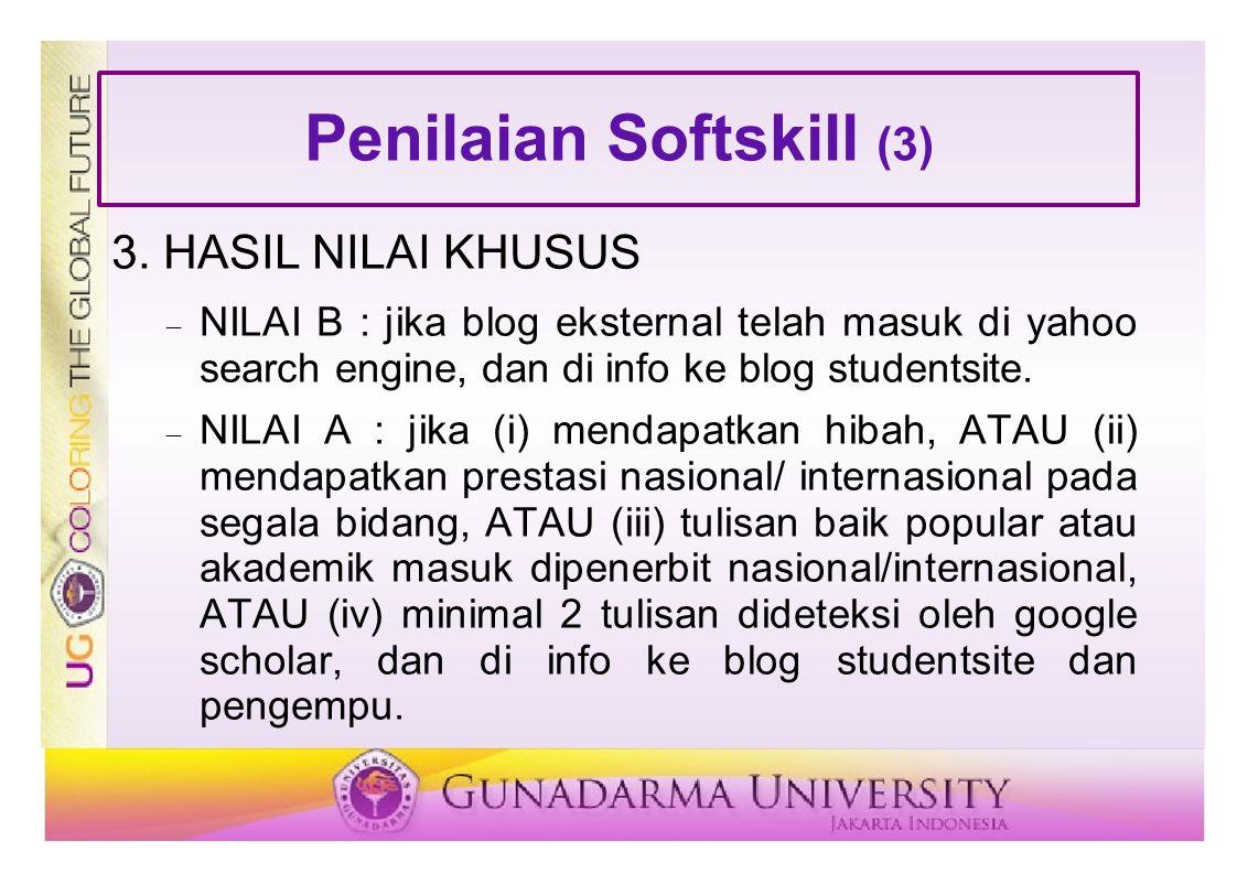 Penilaian Softskill (3)