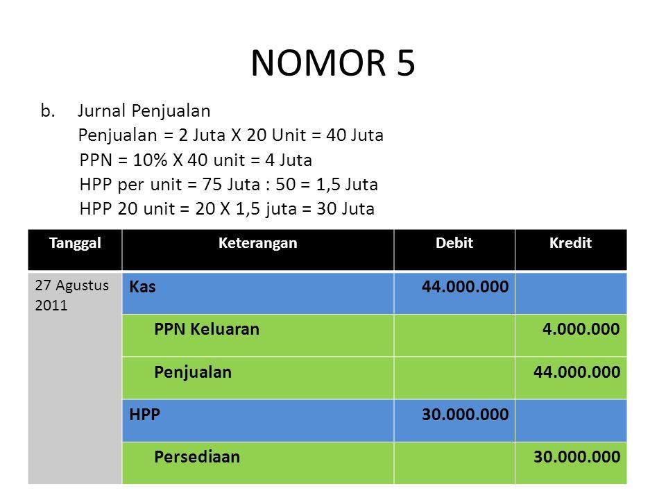 NOMOR 5