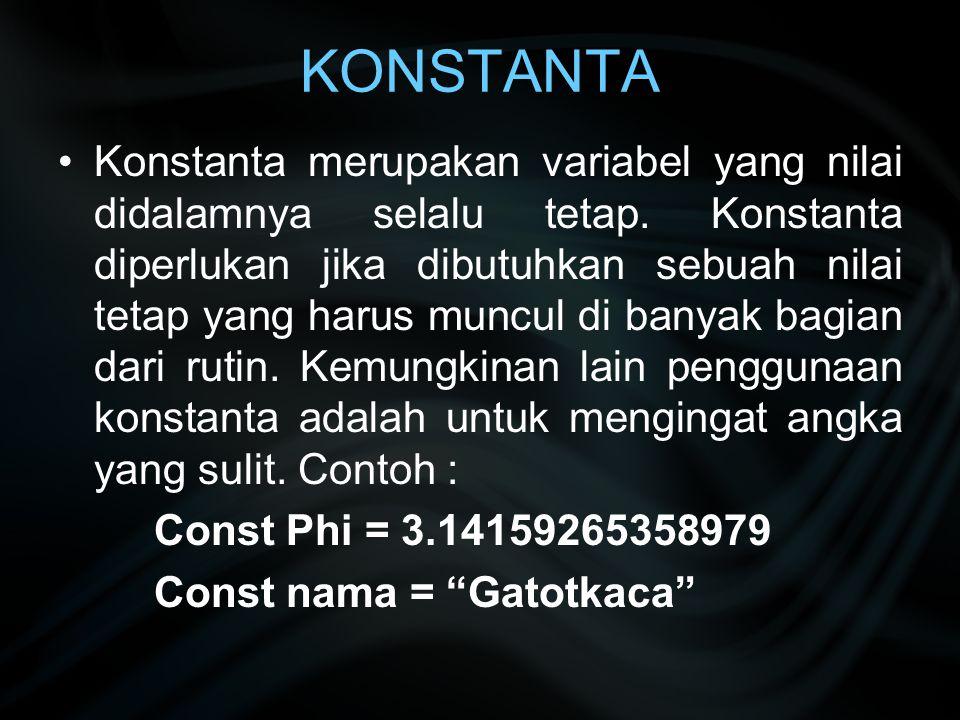 KONSTANTA