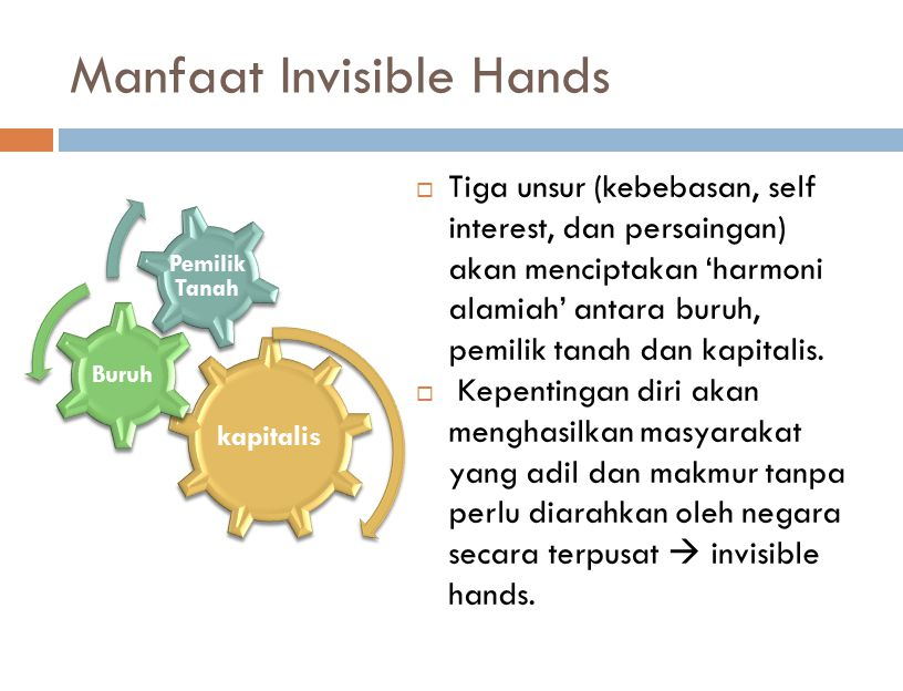 Manfaat Invisible Hands