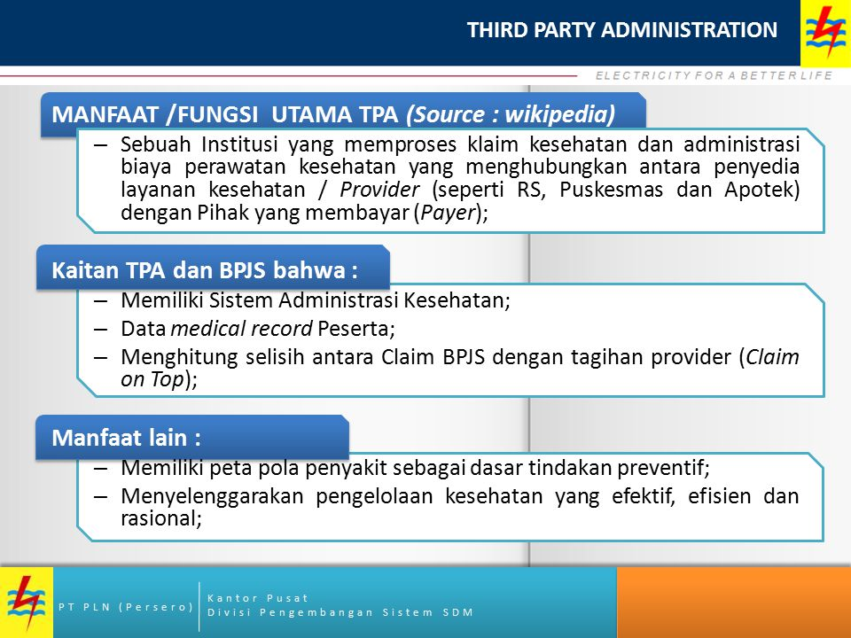 MANFAAT /FUNGSI UTAMA TPA (Source : wikipedia)