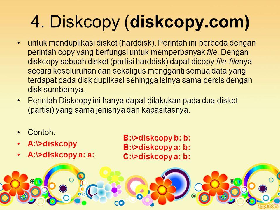 4. Diskcopy (diskcopy.com)