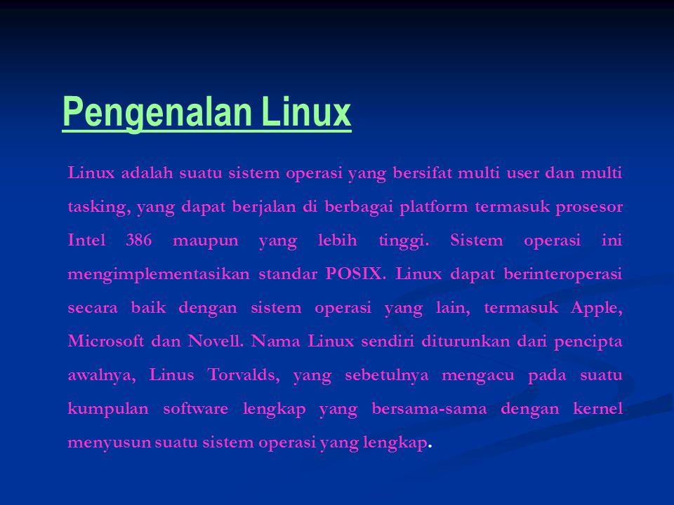 Pengenalan Linux