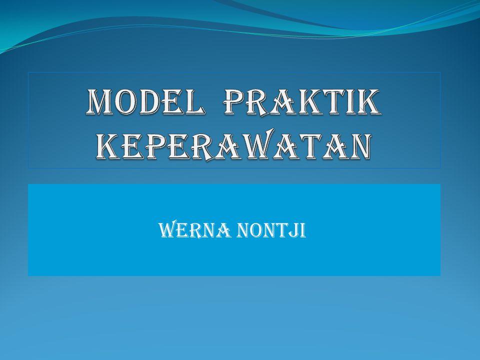 Model Praktik Keperawatan