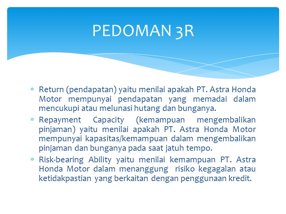PEDOMAN 3R