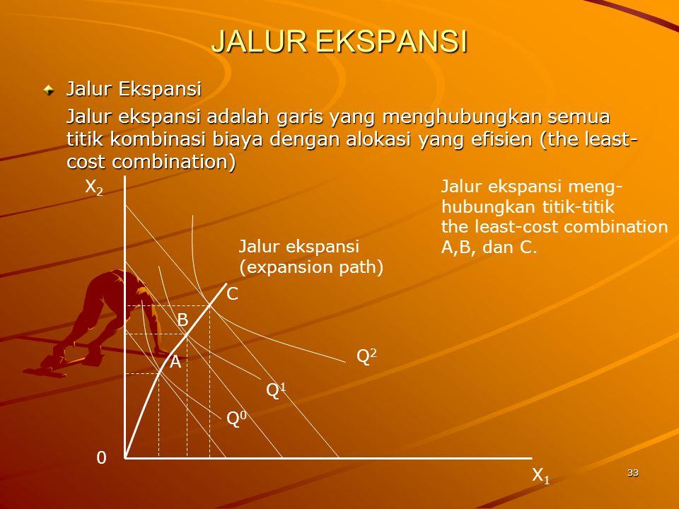 JALUR EKSPANSI Jalur Ekspansi