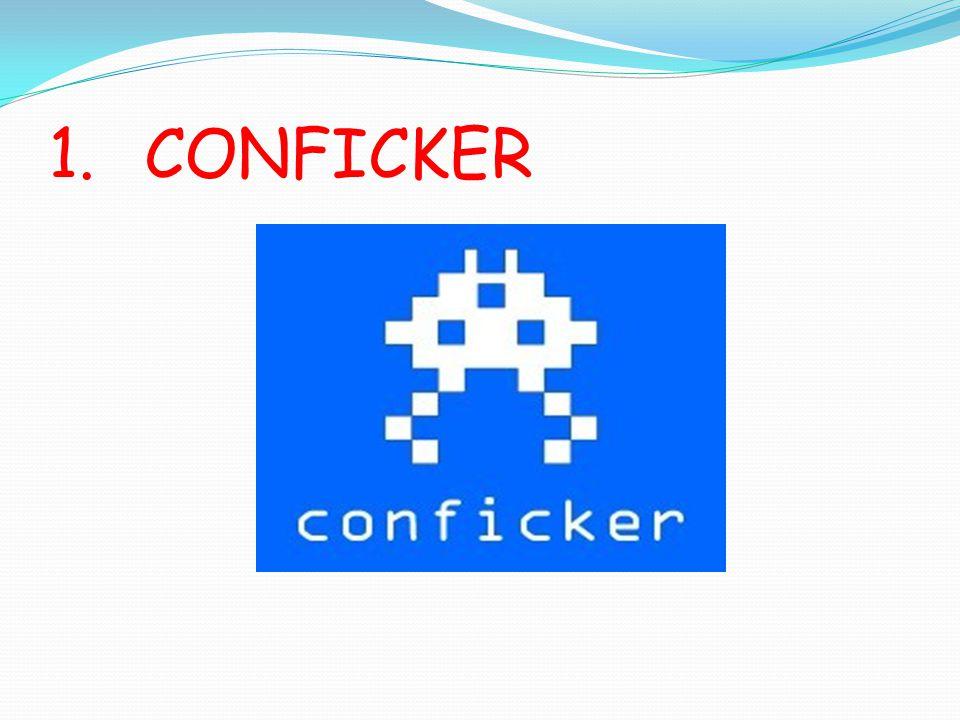 1. CONFICKER