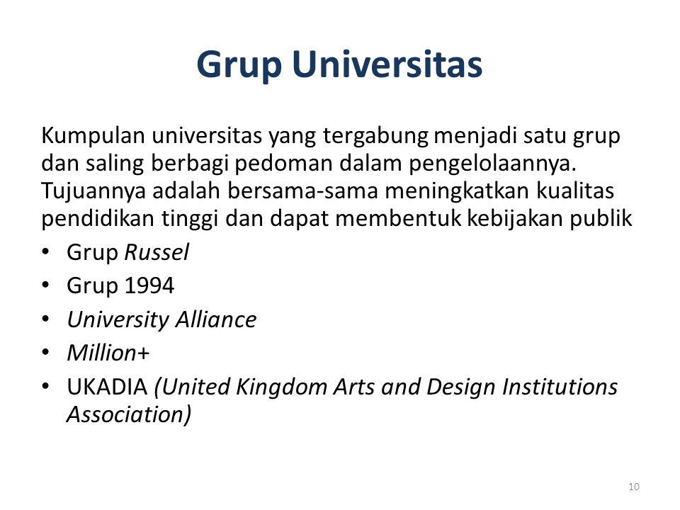 Grup Universitas