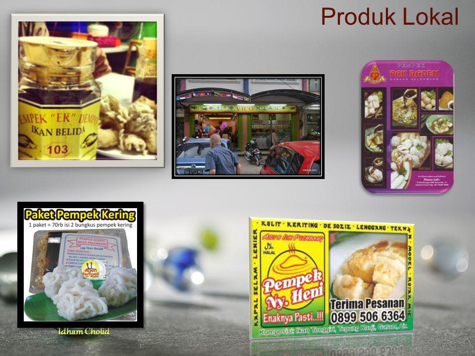 Produk Lokal