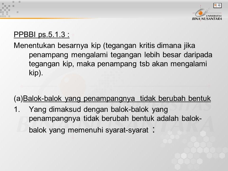 PPBBI ps.5.1.3 :