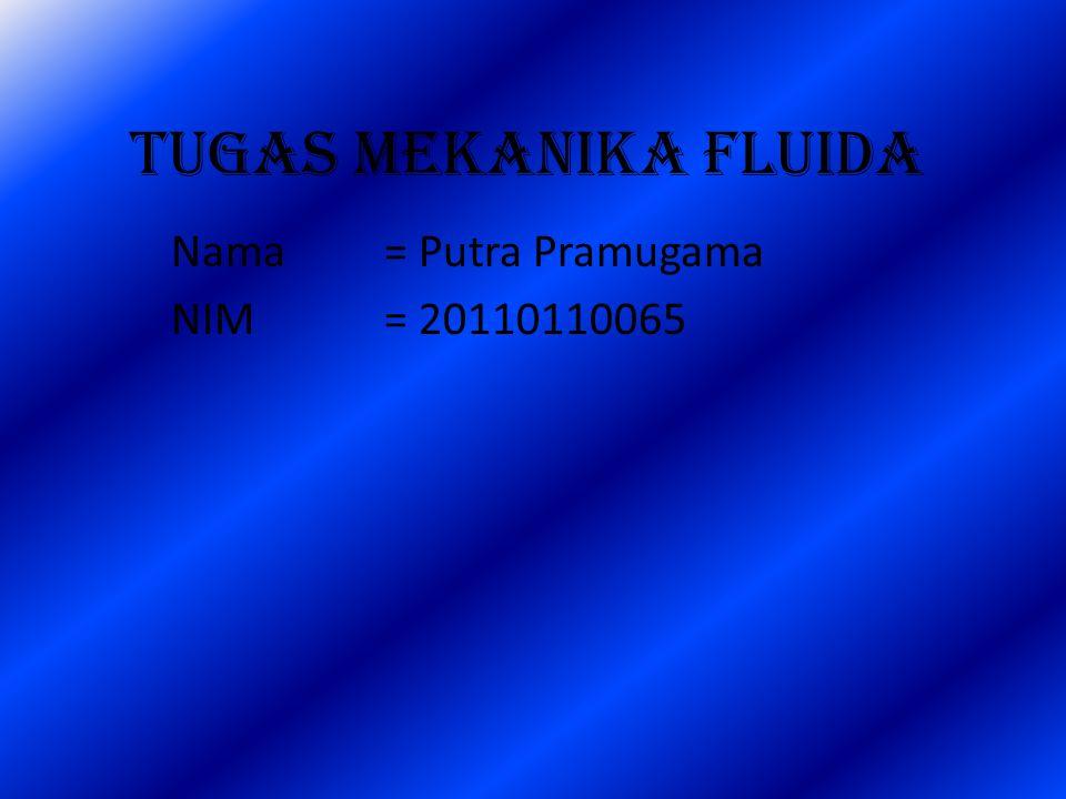 Nama = Putra Pramugama NIM = 20110110065