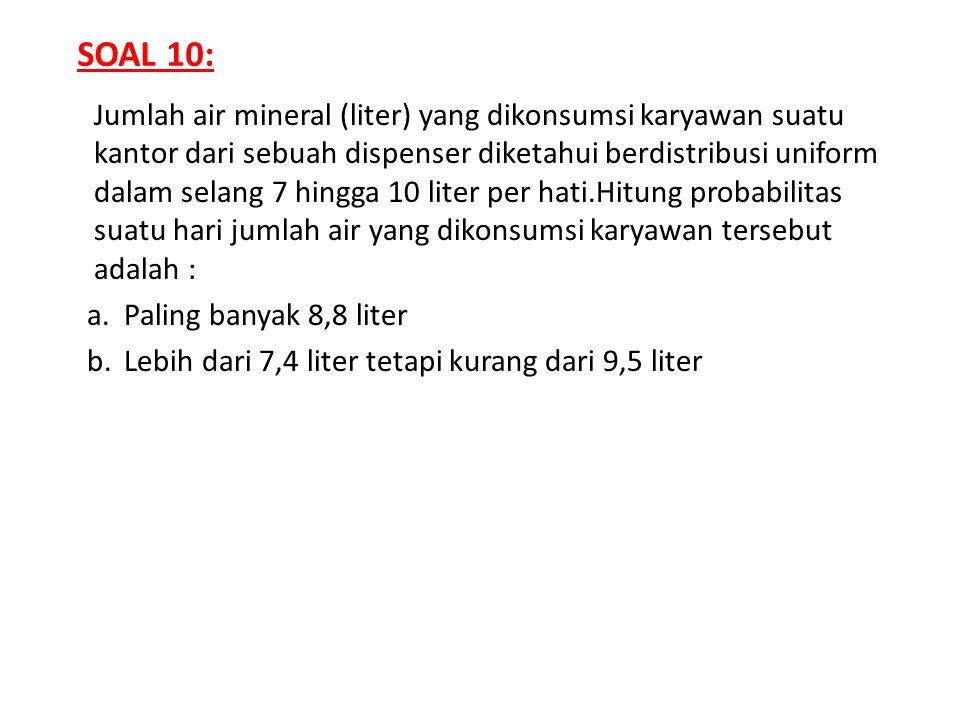 SOAL 10: